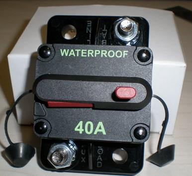 מודרניסטית נתיך חצי אוטומטי 30A HD BD-15